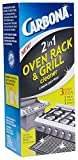 Carbona 2-In-1 Oven Rack And Grill Cleaner Bagged 16.8 Oz