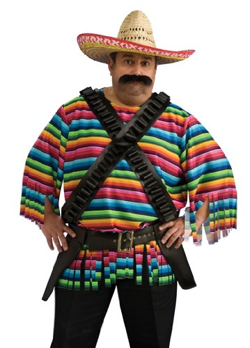 Rubies Mexican Guy Adult Mens Plus Size Halloween Costume