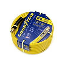 GOODYEAR by Michigan Industrial Tools 46545 3/8-Inch by 50-Feet 300 PSI Rubber Air Hose