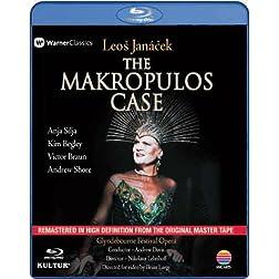 The Makropulos Case - Leos Janacek [Blu-ray]