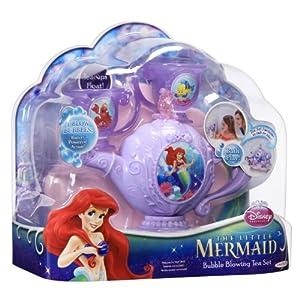 Disney Princess Ariel Bubble Tea Set by Jakks