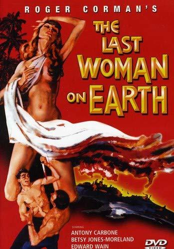DVD : Last Woman On Earth