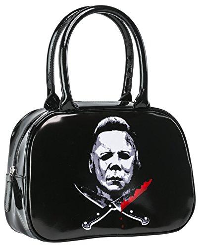 halloween-ii-henkeltasche-mike-myers-handbag-schwarz-one-size