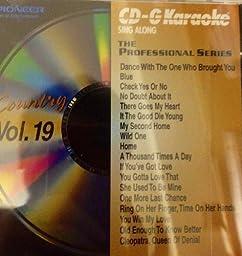 Pioneer Country Vol. 219 Karaoke