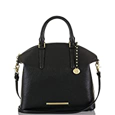 Large Duxbury Satchel<br>Black Nepal