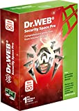Dr. Web Security Space Pro - 1 PC, 1 Year (CD)