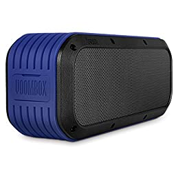 Divoom® Outdoor 2 portable bluetooth speaker, 15W & 360 stereo strong bass sound with 6 drivers, 12 hours playtime, shockproof and water resistant. Wireless Speakers for iPhone, iPad, Samsung and More (Blue)