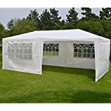 Wedding Party Tent Outdoor Camping 10'x20' Easy Set Gazebo BBQ Pavilion Canopy Cater Events