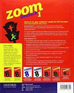 Zoom Deutsch 1 Student Book