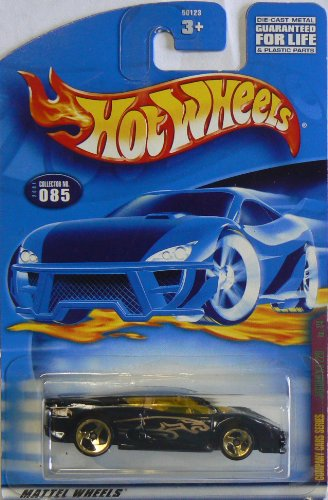 Company Cars Series #1 Jaguar XJ 220 #2001-85 Collectible Collector Car Mattel Hot Wheels 1:64 Scale - 1