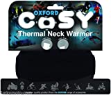 OXFORD COSY 2 IN ONE MOTORCYCLE MOTORBIKE THERMAL NECK WARMER (ONE SIZE)