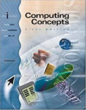 The I Series Computing Concepts Complete by Stephen Haag