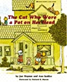 img - for The Cat Who Wore a Pot on Her Head By Jan Slepian and Ann Seidler (First Edition) 1967 Paperback book / textbook / text book