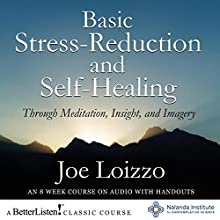 Basic Stress-Reduction and Self-Healing Through Meditation, Insight, and Imagery Speech by Joseph Loizzo Narrated by Joseph Loizzo