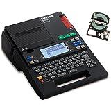 キングジム ラベルライター テプラPRO ブラック テープセット SR550A