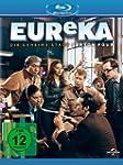EUReKA - Season 4 [Blu-ray]
