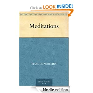 Logo for Meditations