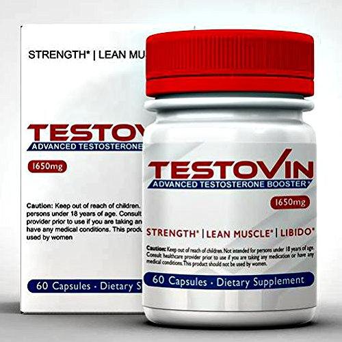 Testovin: Best Natural Testosterone Booster For Men - For Increased