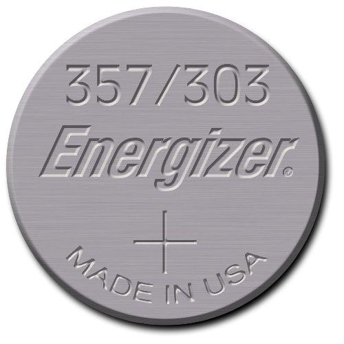 Energizer 1 pile SR44 EPX 76 (Import Allemagne)
