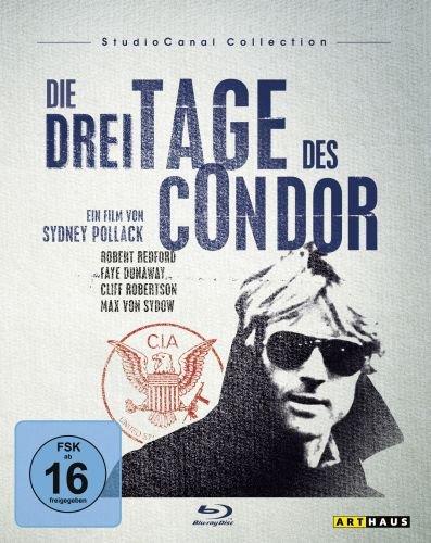 Die 3 Tage des Condor / Studio Canal Collection [Blu-ray]