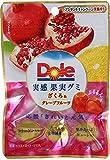 不二家  ドールグミ(実感ざくろ&グレープフルーツ)  40g×10袋