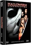 Halloween: Resurrection - Uncut Blu-ray + DVD limited Mediabook Cover A [Limited Collector's Edition] 2014 Region B import