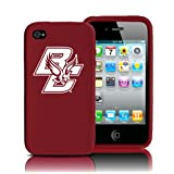 Boston College iPhone 4 and 4S Silicone Case