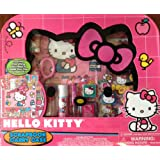 Hello Kitty Scrapbook Carry Case and Supplies