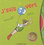 echange, troc  - J'suis vert - Livre + CD