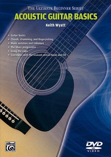 Acoustic Guitar Basics 1 & 2 [DVD] [Region 1] [NTSC]