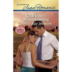 Charlotte's Homecoming by Janice Kay Johnson