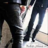 【メンズ】 (ヌーディージーンズ) Nudie Jeans [ThinFinn] ドライストレッチスリムジーンズ