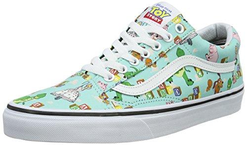 vans-old-skool-scarpe-da-ginnastica-basse-unisex-adulto-multicolore-toy-story-41-eu