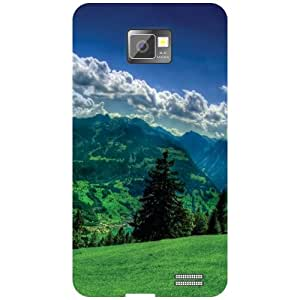 Samsung I9100 Galaxy S2 - Scenic Phone Cover