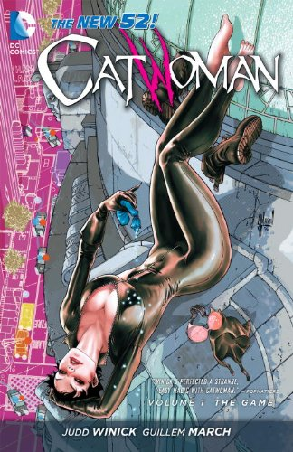Catwoman Vol 1 The Game The 52