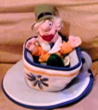 Disney's Mad Hatter Tea Cup From Fantasy Land