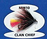 CLAN CHIEF MAG. WET FLY SIZE 10 - MW10/10