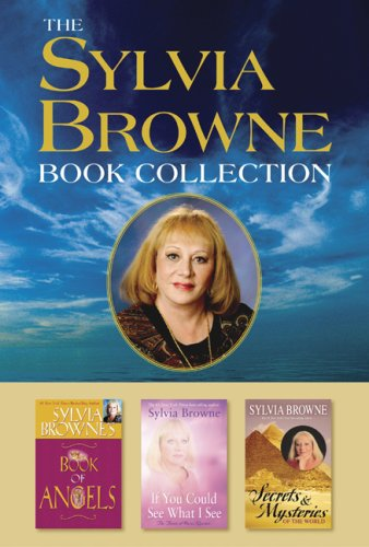 The Sylvia Browne Book Collection: Boxed Set Includes Sylvia Browne's Book of Angels, If You Could See What I See, and Secrets & Mysteries of the World by Sylvia Browne