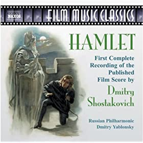 Hamlet Suite, Op. 116a: The Ball