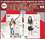 PACK ESPECIAL I AM A HERO 1 Y 2 (Mang...