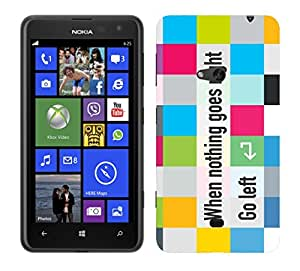 Wow Premium Design Back Cover Case For Nokia Lumia 625