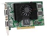 Matrox G45X4QUAD-BF G450x4 MMS Graphics Card (128MB, PCI, 32-Bit)