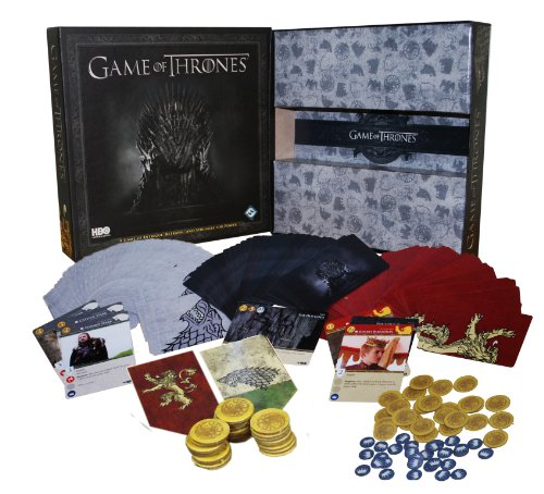 Game of Thrones Card Game (HBO Edition) - Fantasy Flight Games