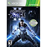 Star Wars: The Force Unleashed II Platinum edition - Xbox 360