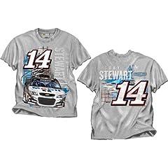 Tony Stewart CFS Mobil One Restart T-Shirt - 2014 - XX-Large by CFS