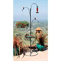 Yard Butler YTBC 4 Yard Tree Bird Feeder Hanger