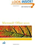 New Perspectives on Microsoft Office 2010, First Course (Microsoft Office 2010 Print Solutions)