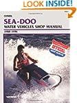 Sea-Doo Water Vehicles Shop Manual 19...