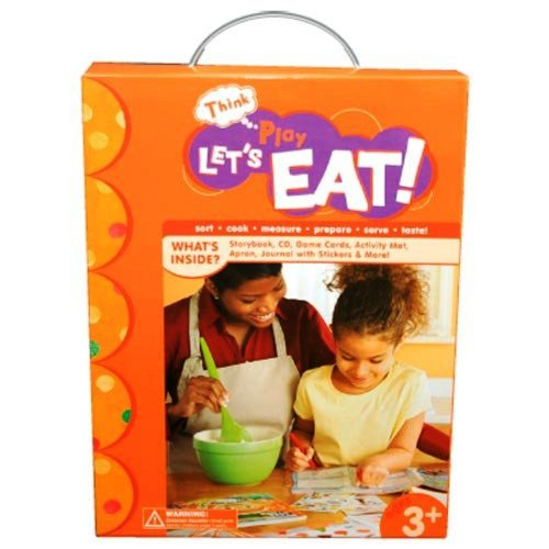 Think Play Let's EAT! Cooking with Kids Kit