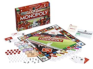 Monopoly Liverpool FC Board Game from Winning Moves UK Ltd